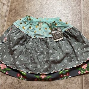 Matilda Jane. Size 4 skirt